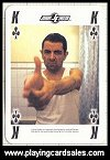 Johnny English Playing Cards by Carta Mundi - Cat Ref 13830