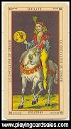 Book of Thoth, The - Etteilla Tarot by Lo Scarabeo, 2003 - Cat Ref 13834