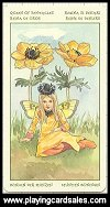 Spirit of Flowers Tarot by Lo Scarabeo, 2003 - Cat Ref 13836