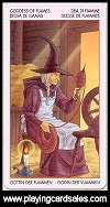 Witchy Tarot by Lo Scarabeo, 2003 - Cat Ref 13840