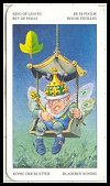 Mini Tarot - Fairy by Lo Scarabeo, 2003 - Cat Ref 13842