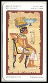 Mini Tarot - Egyptian by Lo Scarabeo, 2003 - Cat Ref 13844