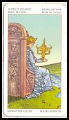 Mini Tarot - New Vision by Lo Scarabeo, 2003 - Cat Ref 13845