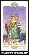 Tarot of the Gnomes (2000 edition) by Lo Scarabeo, 2000 - Cat Ref 13890