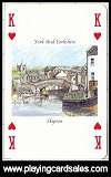 York & Yorkshire Playing Cards (SAC) by SAC Ltd - Cat Ref 13902