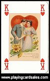 Lovers Playing Cards, The by Lo Scarabeo - Cat Ref 13919