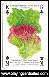 Vegetable Garden Playing Cards by Heritage - Cat Ref 13968