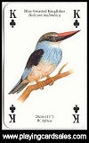 Exotic Birds Playing Cards by Heritage - Cat Ref 13969
