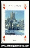 Heritage of England Playing Cards by Heritage, 2004 - Cat Ref 13971