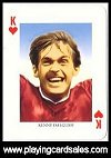 Football Playing Cards (Offason) by Offason - Cat Ref 13976
