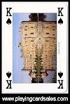 Beautiful Kent Playing Cards by John Hinde - Cat Ref 13992