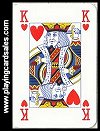 English pattern - Poker 98 Mignon (Modiano) by Modiano - Cat Ref 14012