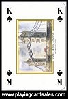 England's Heritage Playing Cards by Neil Macleod - Cat Ref 14035