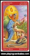 Dragons Tarot publ. by Lo Scarabeo, 2004 - Cat Ref 14067