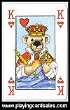 Teddy Deck, The by Piatnik - Cat Ref 14133