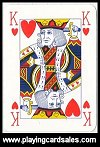 English pattern (Bridge 202 Poker) (Cambissa) by Cambissa & Co - Cat Ref 14171
