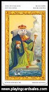 Tarot of White Cats by Lo Scarabeo - Cat Ref 14185