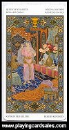 Tarot of the Thousand and One Nights by Lo Scarabeo - Cat Ref 14186