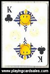 Smiley Playing Cards - set of 8 packs - SPECIAL OFFER published by Tobar Ltd - Cat Ref 14212