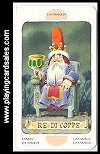Mini Tarot - Gnomes by Lo Scarabeo, 2005 - Cat Ref 14226