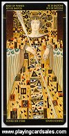 Golden Tarot of Klimt by Lo Scarabeo, 2005 - Cat Ref 14235