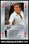 007 James Bond 4 in 1 by Carta Mundi - Cat Ref 14326