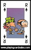 Kid Paddle Battle Maniac by Carta Mundi, 2004 - Cat Ref 14338