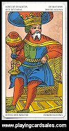 Universal Tarot of Marseille by Lo Scarabeo, 2006 - Cat Ref 14343