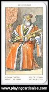 Mini Tarot - Renaissance by Lo Scarabeo, 2006 - Cat Ref 14346