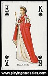 Royal Britain playing cards by Lo Scarabeo, 2006 - Cat Ref 14349