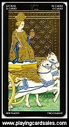 Tarot of Visconti - 22 Grand Trumps by Lo Scarabeo, 2006 - Cat Ref 14352