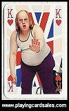 Little Britain - Number 1 playing cards by Winning Moves UK Ltd, 2006 - Cat Ref 14371