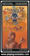 Tattoed Tarot by Lo Scarabeo, 2006 - Cat Ref 14393