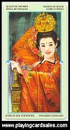 China Tarot by Lo Scarabeo, 2006 - Cat Ref 14397