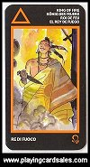 Mini Tarot - Manara Erotic by Lo Scarabeo, 2006 - Cat Ref 14400
