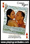 007 Casino Royale playing cards by Carta Mundi, 2006 - Cat Ref 14405