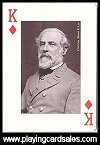 The American Civil War playing cards by Piatnik for Bird Playing Cards, 2007 - Cat Ref 14418