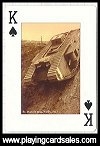 1914-18 - The Great War playing cards by Piatnik for Bird Playing Cards, 2007 - Cat Ref 14419
