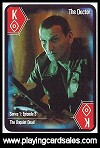 Doctor Who Series 1 playing cards by Carta Mundi - Cat Ref 14478