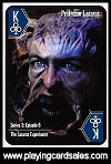Doctor Who Series 3 playing cards by Carta Mundi - Cat Ref 14480