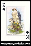 Birds of the World published by Bird Playing Cards, 2007 - Cat Ref 14502