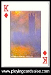 Monet published by Bird Playing Cards, 2007 - Cat Ref 14505