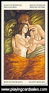 Mona Lisa Tarot by Lo Scarabeo, 2007 - Cat Ref 14510
