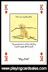 Scruffy Mutts Playing Cards , The by Carta Mundi for The Little Dog Laughed Ltd - Cat Ref 14530
