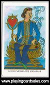 Tarot d'Or de Jo�lle Balle by France Cartes - Cat Ref 14536
