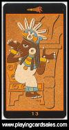 Mayan Tarot by Lo Scarabeo, 2008 - Cat Ref 14543
