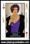 007 Bond Girls playing cards by Carta Mundi, 2008 - Cat Ref 14565