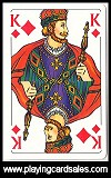 North German (Berliner) pattern for Doppelkopf (Global Trade) by Global Trade GmbH (formerly King Cards) - Cat Ref 14571