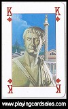 Ancient Rome playing cards by Lo Scarabeo, 2009 - Cat Ref 14579