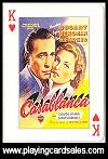 Classic Movie Posters by Piatnik for Bird Playing Cards, 2008 - Cat Ref 14602